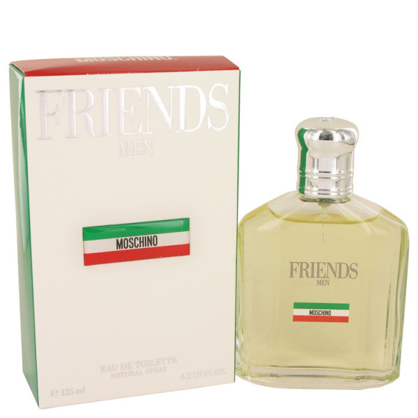 Moschino Friends - Moschino Eau de toilette en espray 125 ML