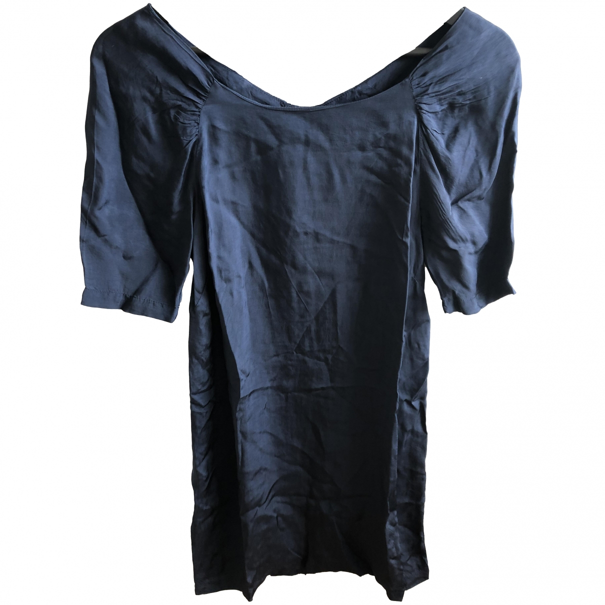Maje \N Blue dress for Women S International