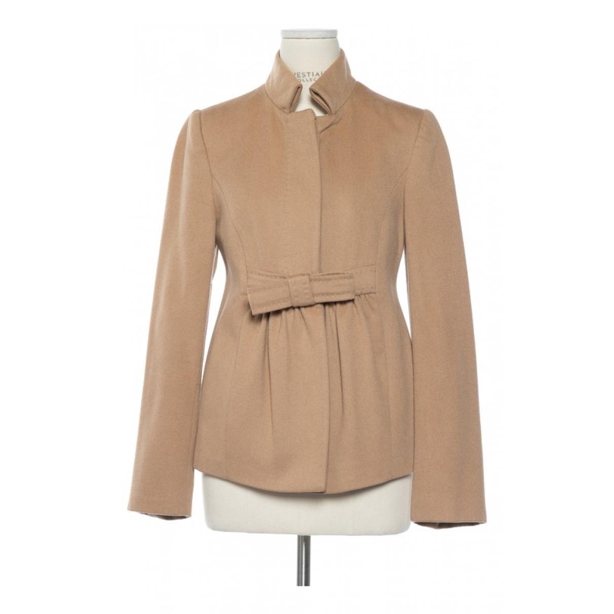 Stella Mccartney \N Brown Wool jacket for Women 36 IT