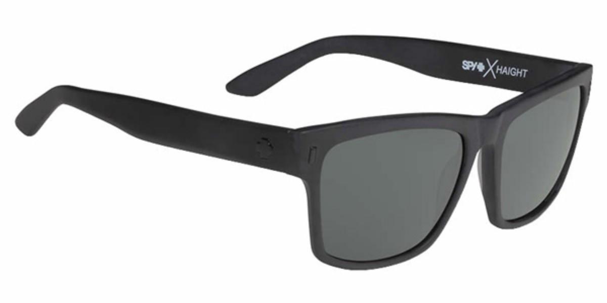 Spy HAIGHT 673026374863 Men's Sunglasses Black Size 58