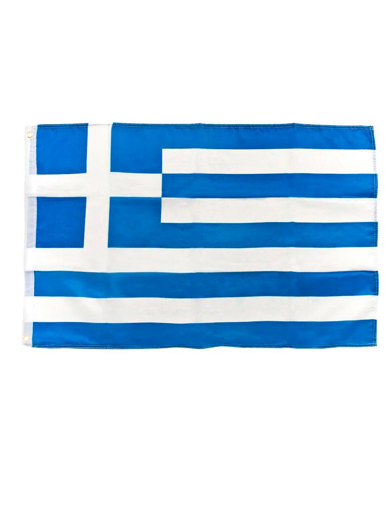Flagge Griechenland 90x60cm Farbe: blau/weiss