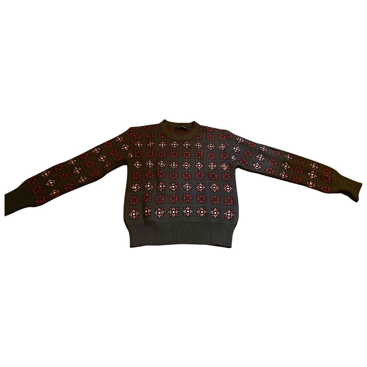 Each X \N Brown Wool Knitwear for Women L International