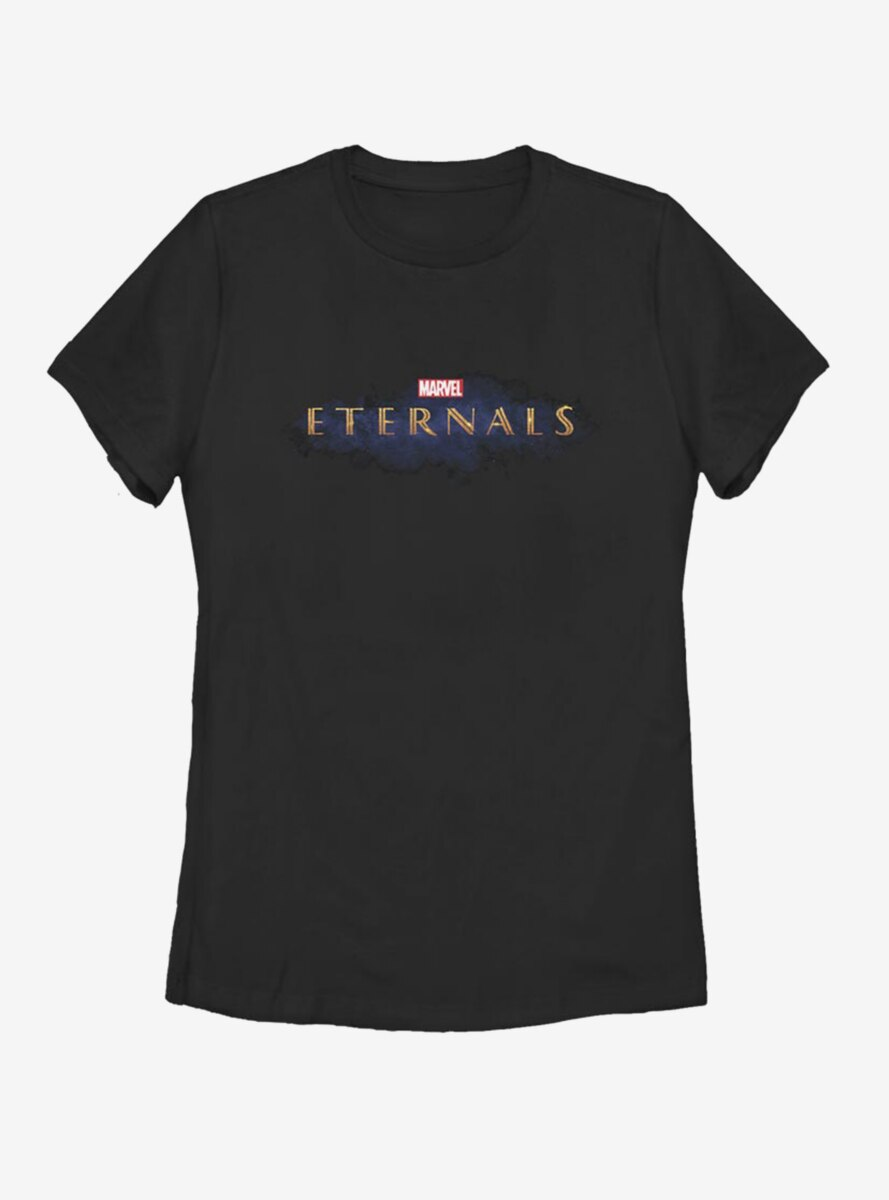 Marvel Eternals 2019 Logo Womens T-Shirt