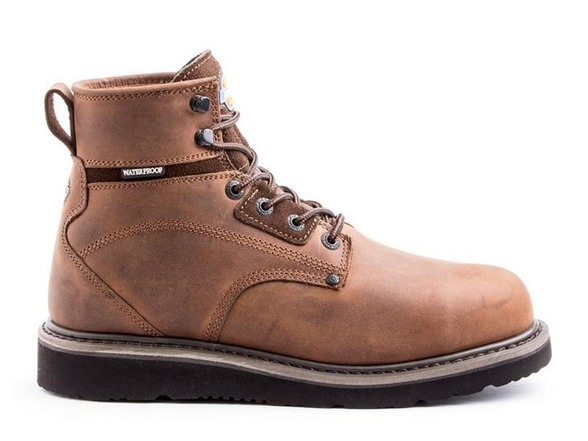 Dickies 6 In Cannon Boot Steel Toe Boots