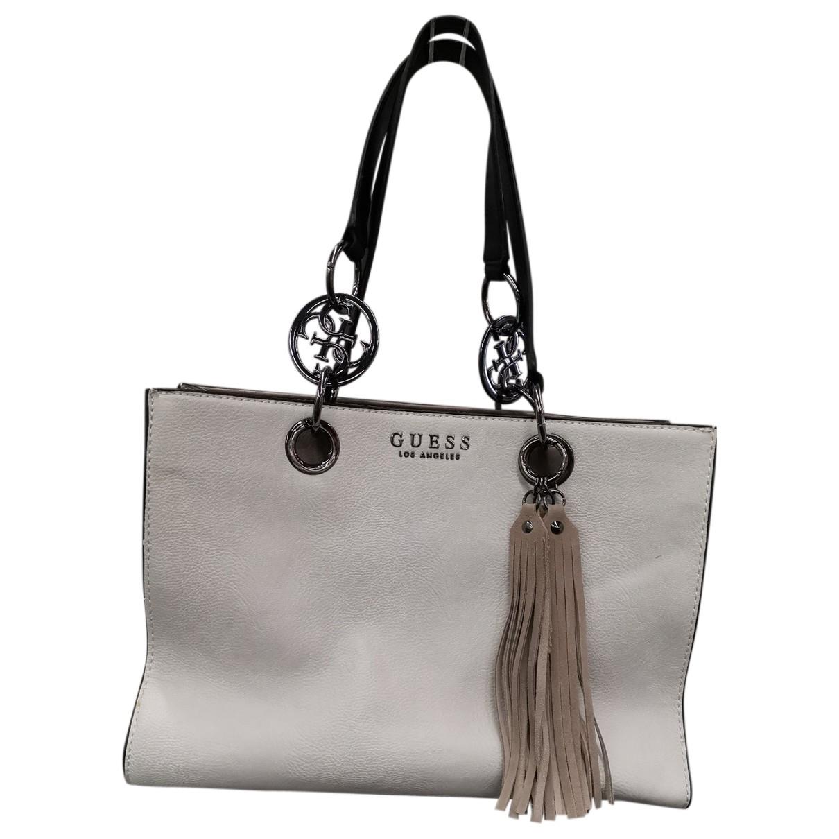 Guess N White handbag for Women N