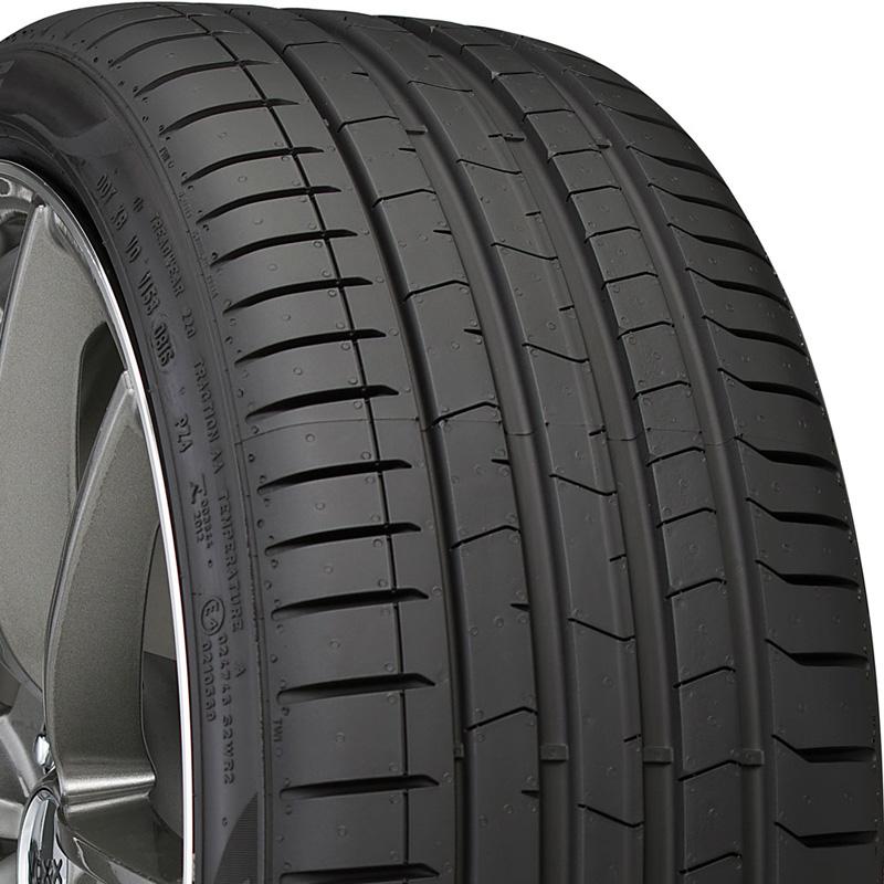 Pirelli 2625800 P Zero PZ4 Luxury Tire 225 /50 R18 99W XL BSW BM