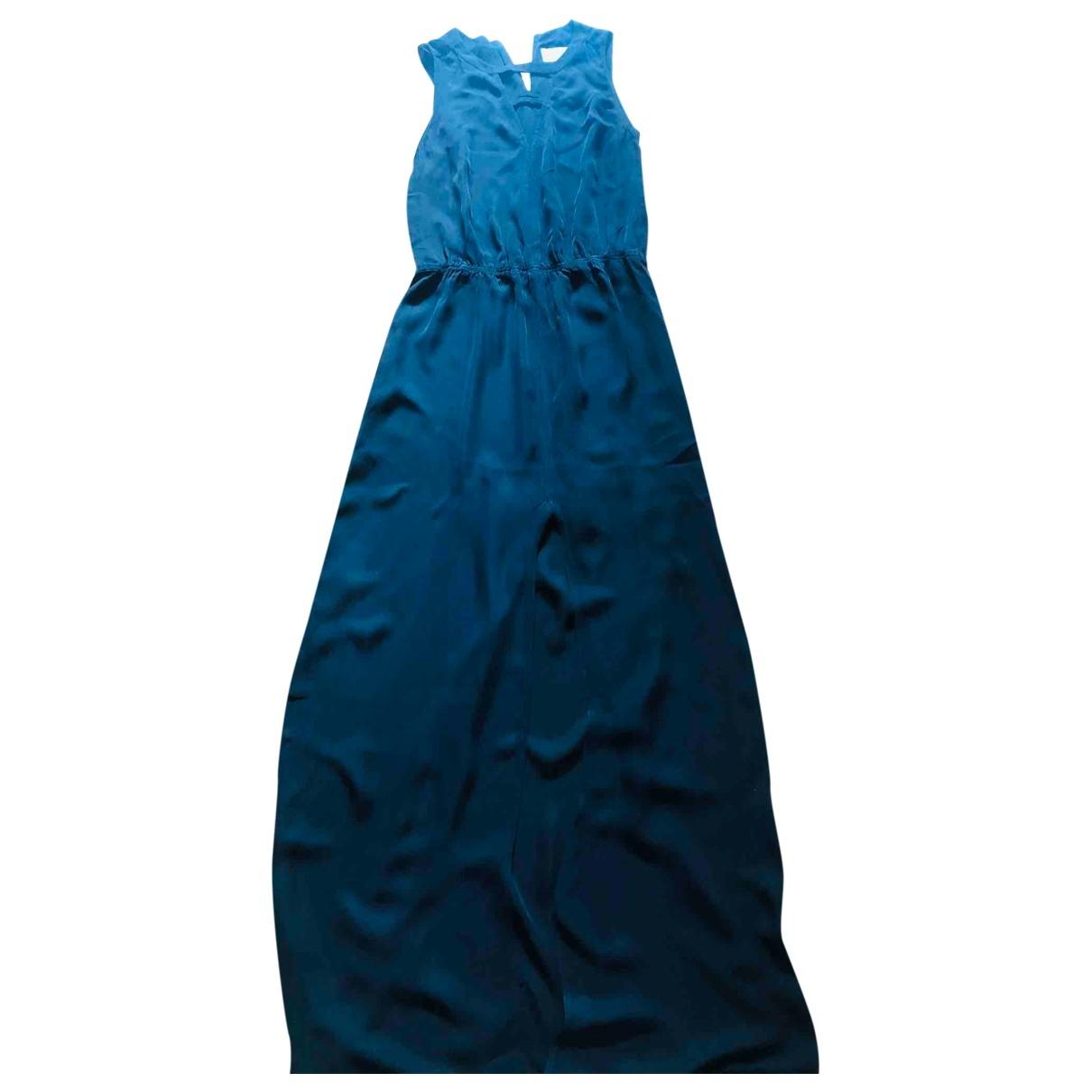 A.l.c \N Black Silk dress for Women M International