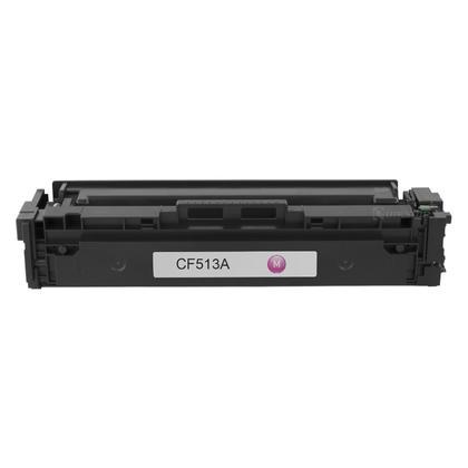 Compatible HP 204A CF513A Magenta Toner Cartridge - Economical Box