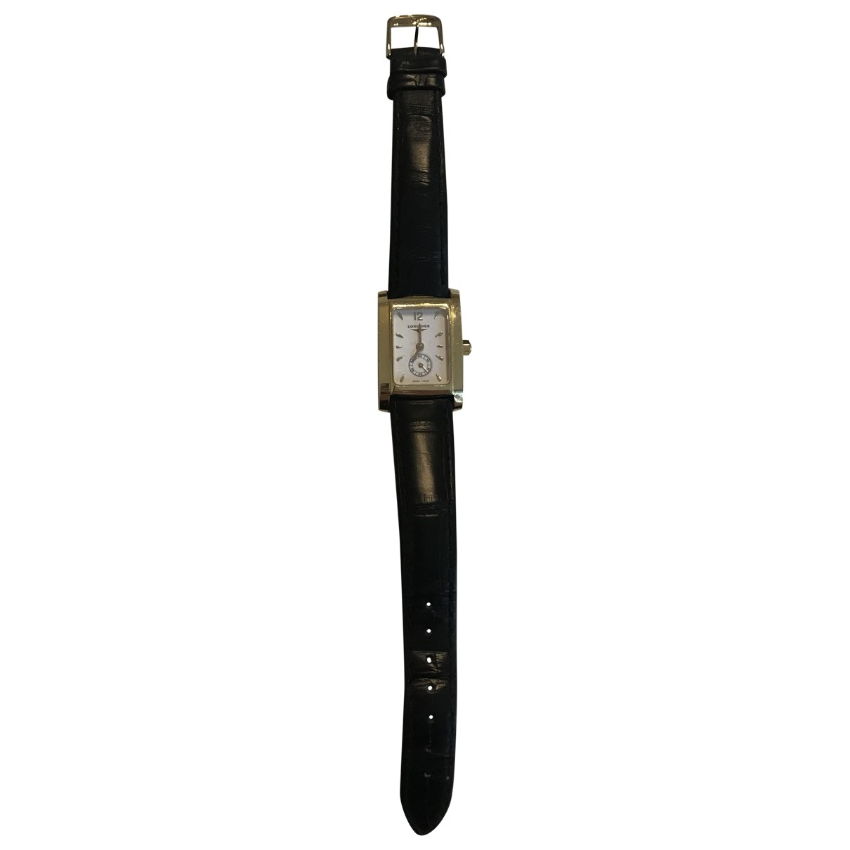 Longines \N Gold Yellow gold watch for Women \N
