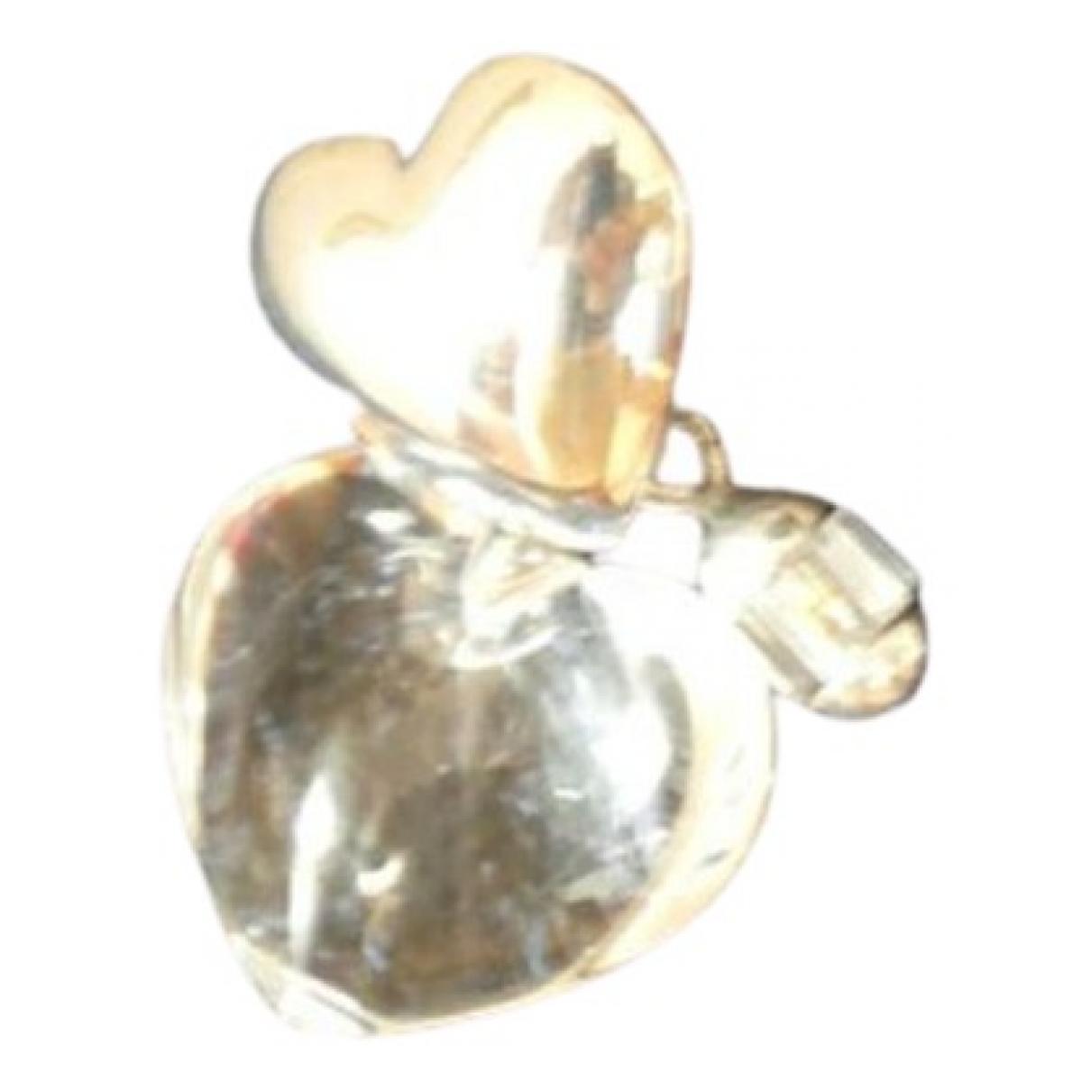 Baccarat - Broche   pour femme en argent - metallise