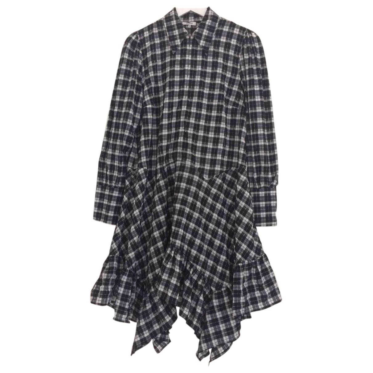 Ganni N Multicolour Cotton dress for Women 36 FR