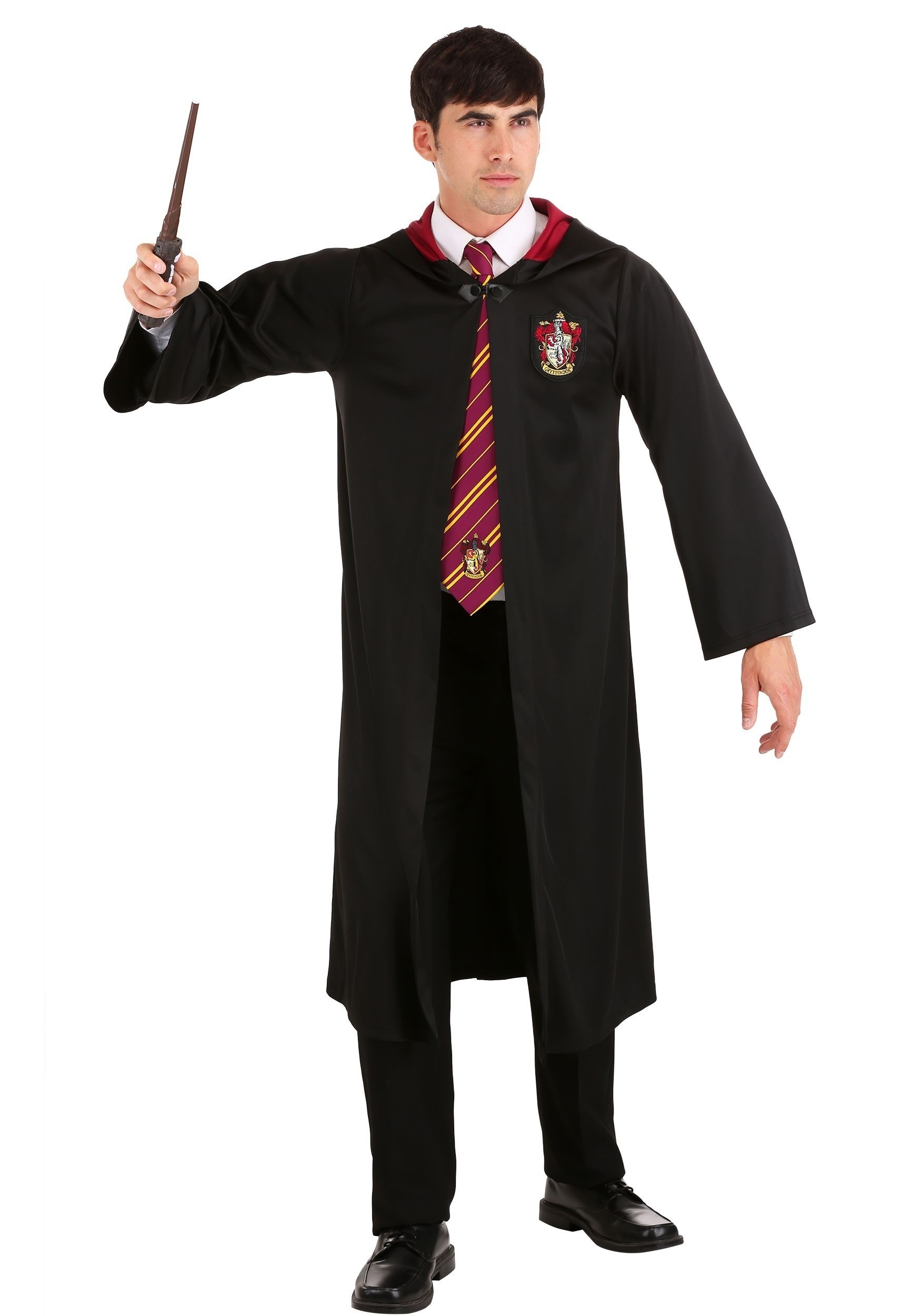 Harry Potter Gryffindor Robe Costume for Adults