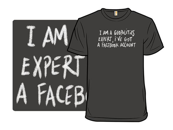 The Expert T Shirt