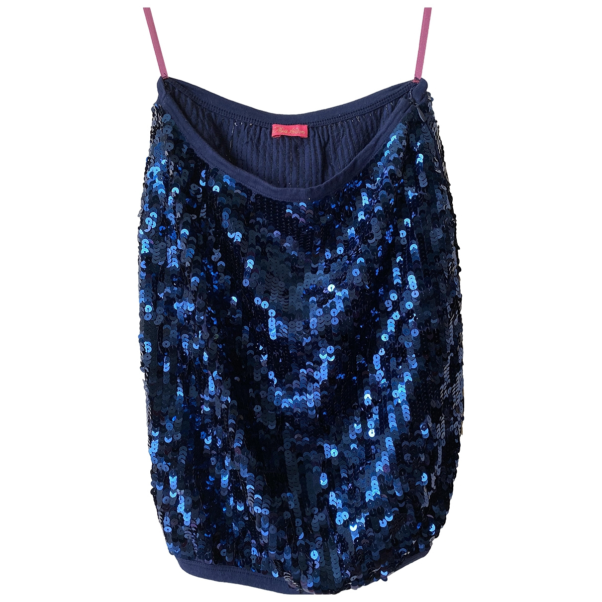 Non Signé / Unsigned \N Blue Glitter skirt for Women S International