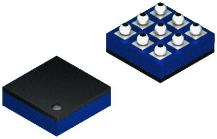 ON Semiconductor FPF2496UCX, 1-Channel Intelligent Power Switch, Over-Current Protection, Over-Voltage, 2.5A, 3.5 (10)