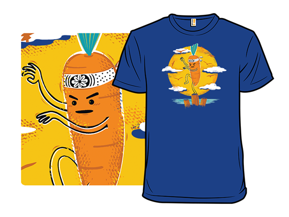 The Carrot-y Kid T Shirt