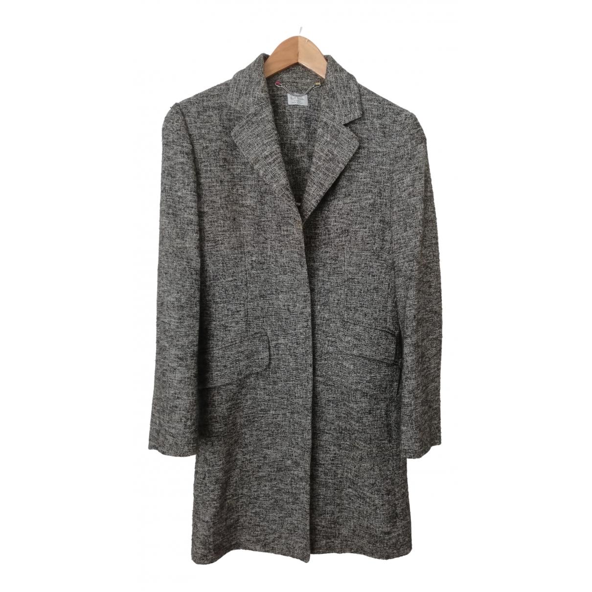 Paul Smith \N Grey Wool coat for Women 40 FR
