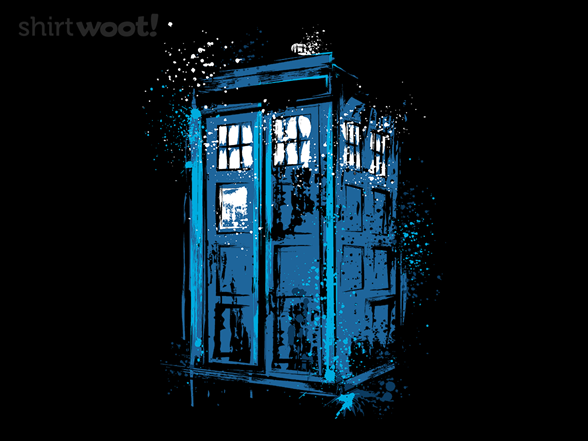 Time And Space T Shirt