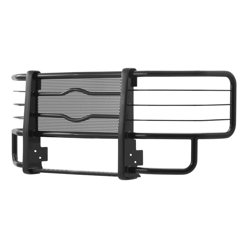 Luverne 321123 Smooth Black Powder Coat Carbon Steel Prowler Max Grille Guard Bracket Kit