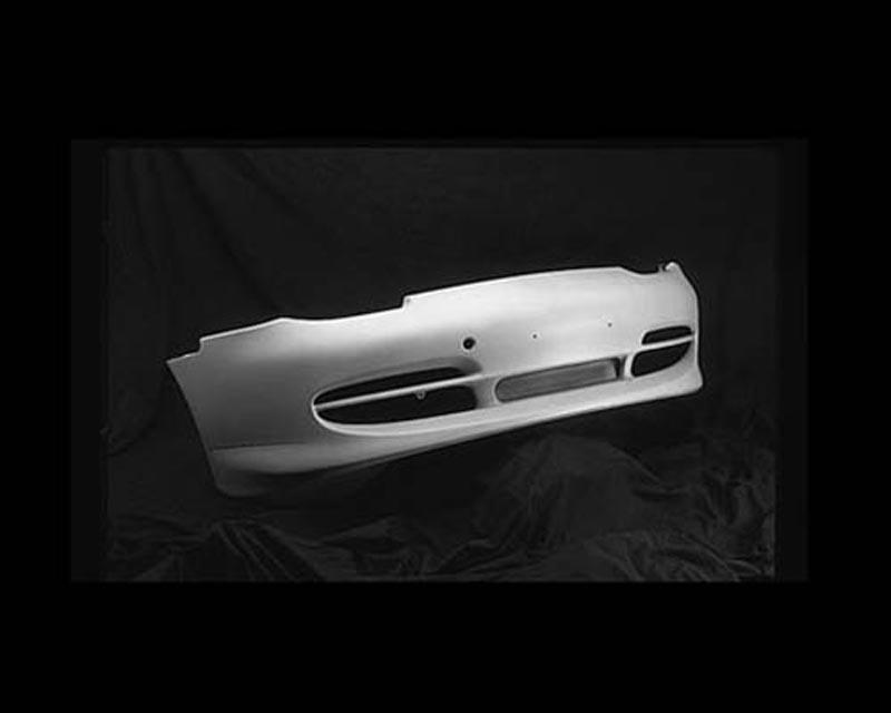 GruppeM FBRF-996 Aerodynamics Front Bumper Porsche 986 Boxster 96-99