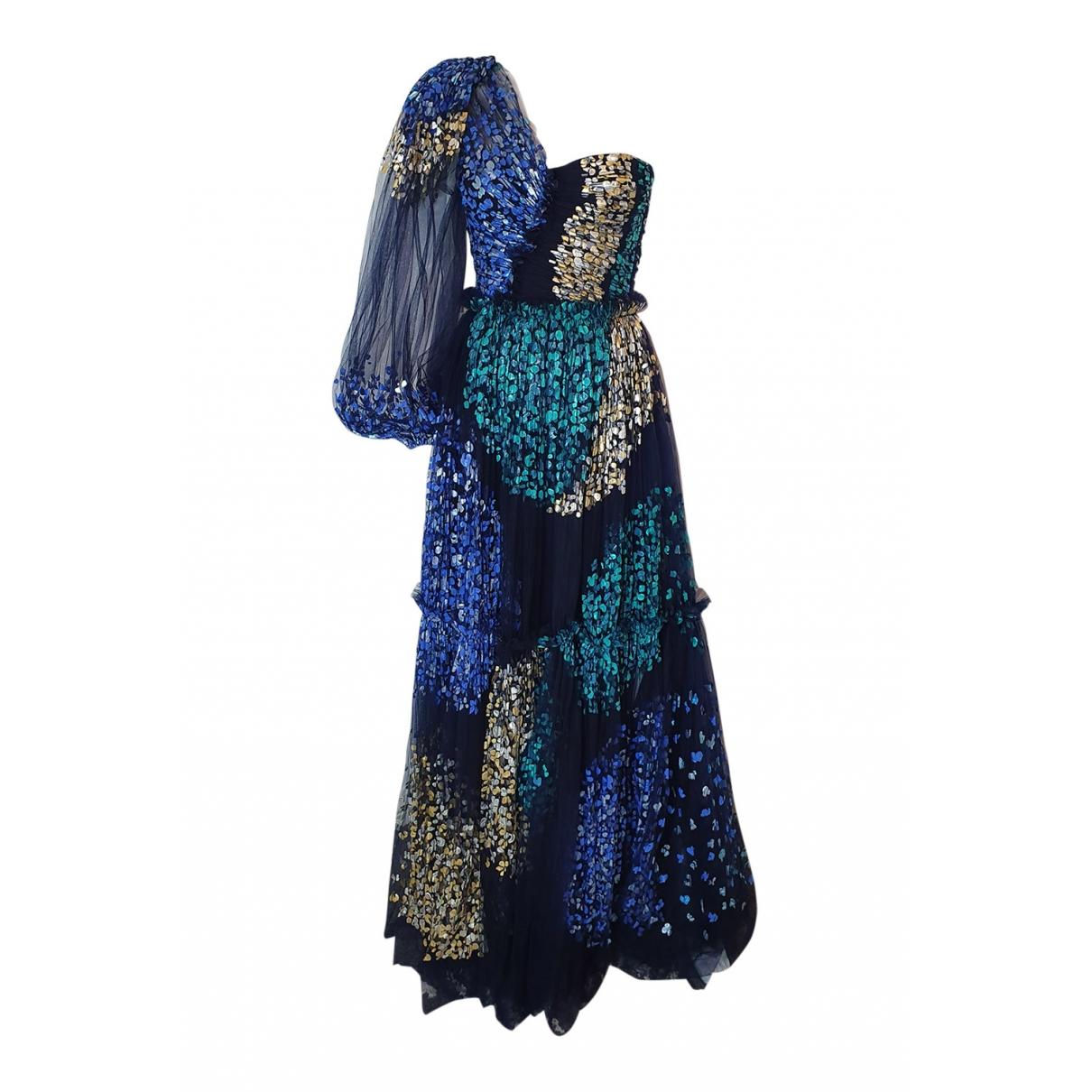 Peter Pilotto - Robe   pour femme - bleu