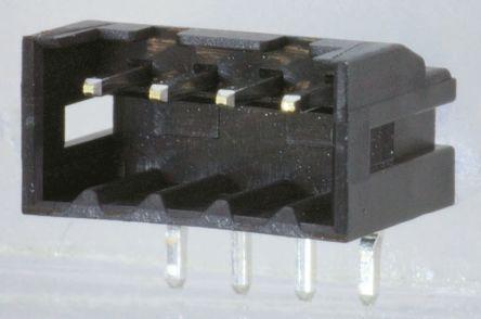 Hirose , DF3, 3 Way, 1 Row, Right Angle PCB Header (10)