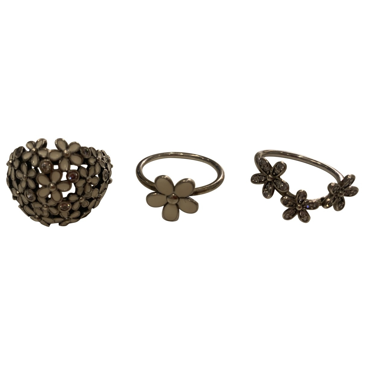 Pandora \N Silver Silver ring for Women 54 MM