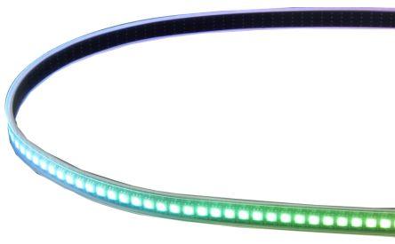 ADAFRUIT INDUSTRIES DotStar Series, RGB LED Strip 500mm 5V dc, 2328