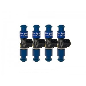 Fuel Injector Clinic IS123-1650H 1650cc Injector Set (High-Z) Mitsubishi Eclipse 1990-1999