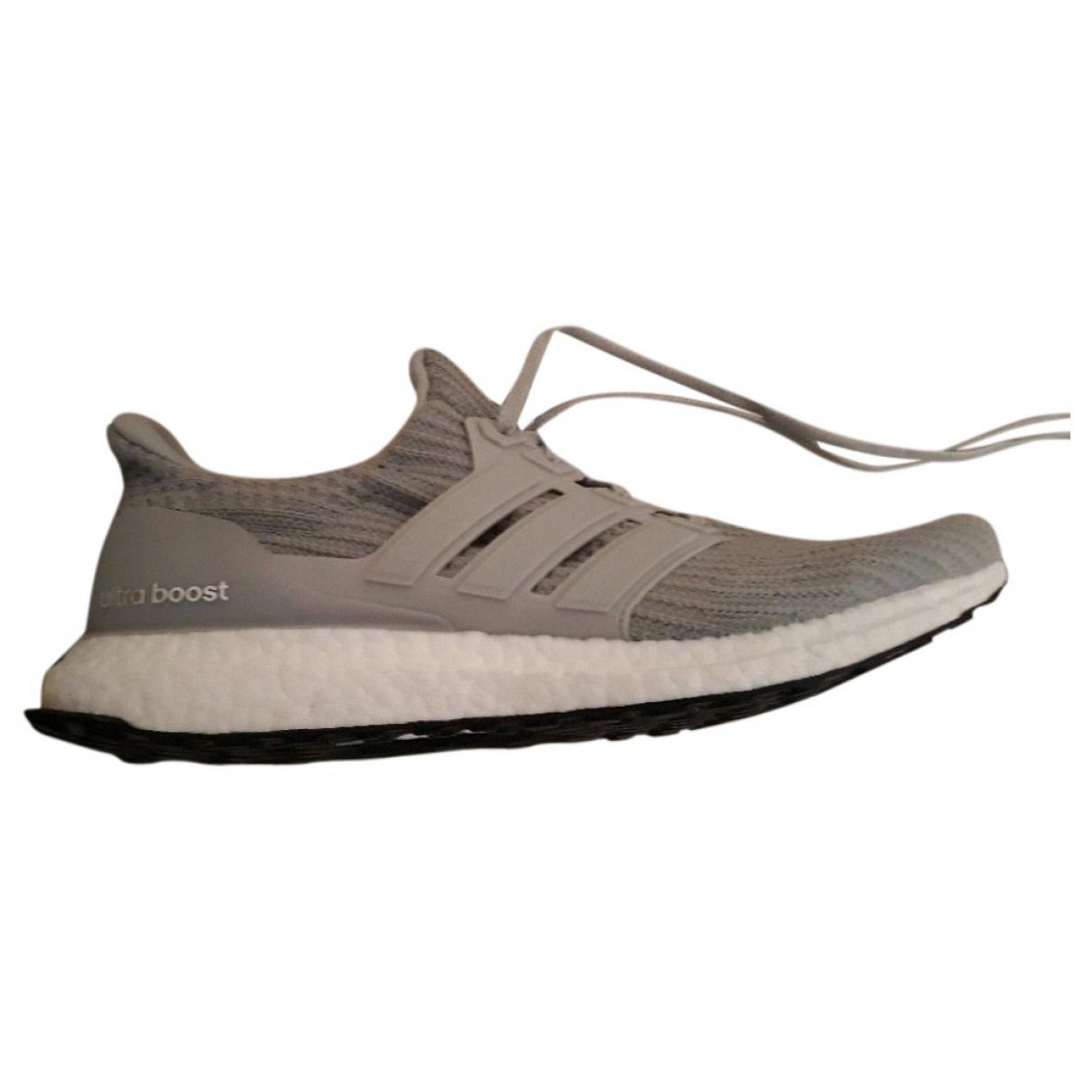 Adidas Ultraboost Sneakers Grau