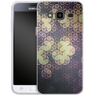 Samsung Galaxy J3 (2016) Silikon Handyhuelle - Ryyny Dryyve von Spires