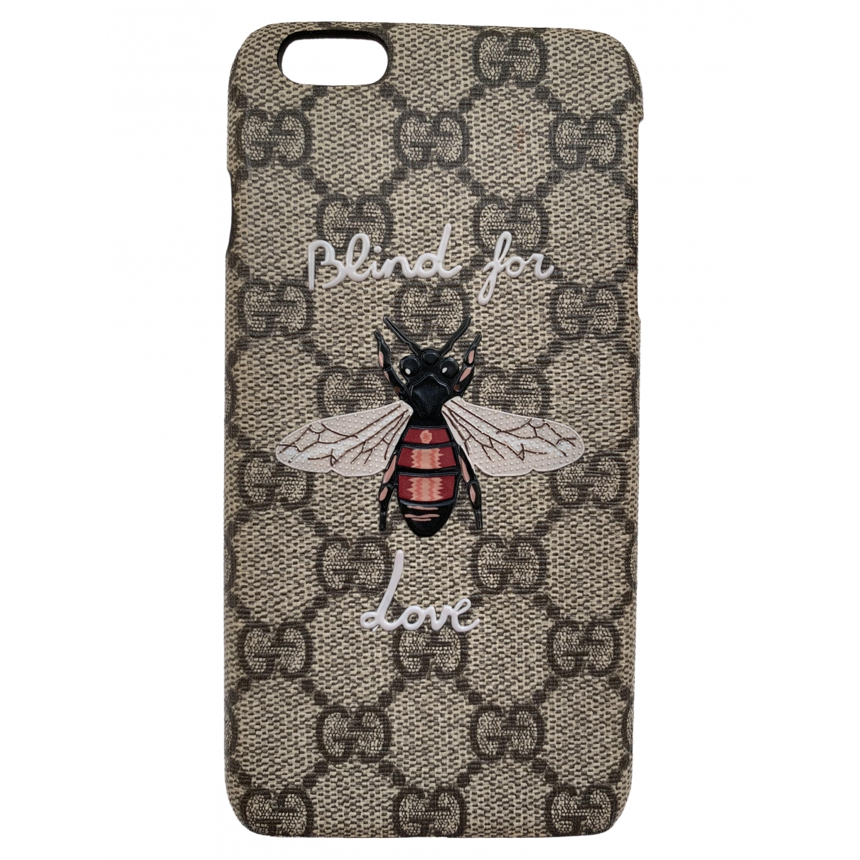 Funda iphone de Lona Gucci