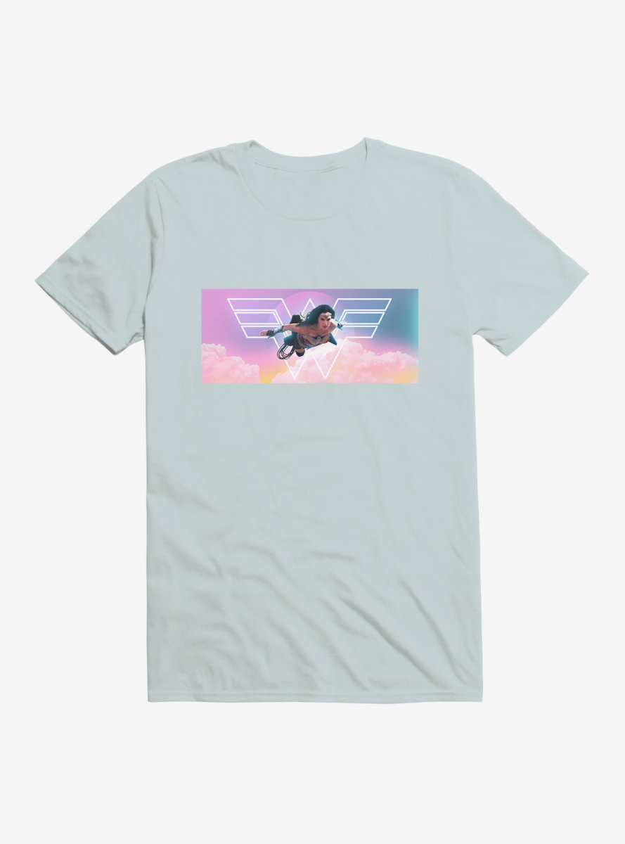 DC Comics Wonder Woman 1984 Diana In Flight T-Shirt