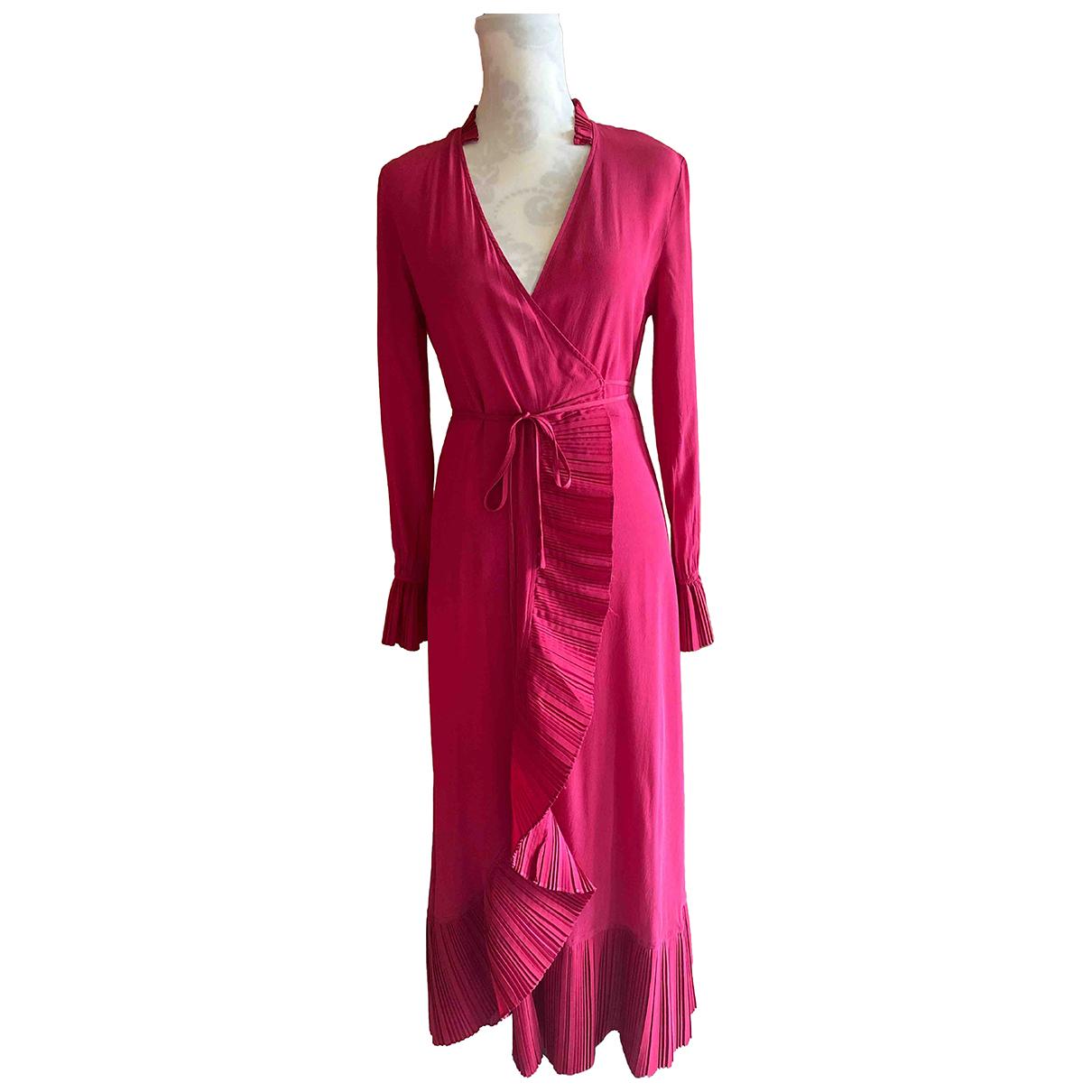 Twin Set N Pink dress for Women 38 IT