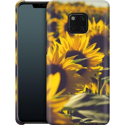 Huawei Mate 20 Pro Smartphone Huelle - Sunflower 2 von Joy StClaire