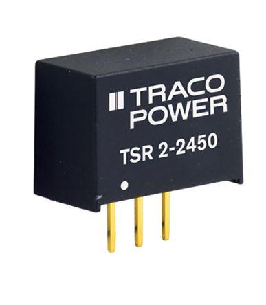 TRACOPOWER Through Hole Switching Regulator, 2.5V dc Output Voltage, 3.8 → 5.5V dc Input Voltage, 2A Output
