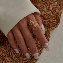 Ring mit Fuchs Design