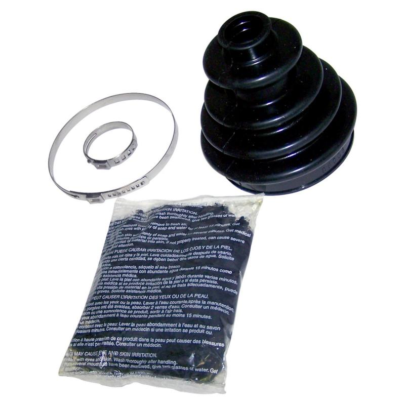 Crown Automotive 4762496 Jeep Replacement Left or Right Front Outer CV Shaft Boot Kit for 1995-1999 PL Neon Dodge Neon 1995-1999