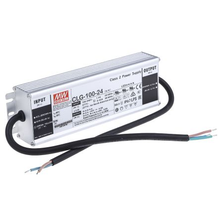 Mean Well Constant Voltage LED Driver 96W 24V