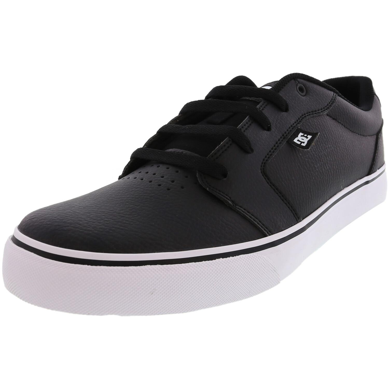 Dc Men's Anvil Black / White Ankle-High Women' - 12M