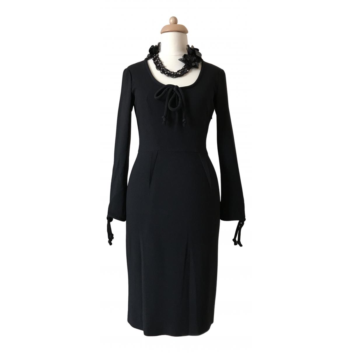 Tom Ford - Robe   pour femme en soie - noir