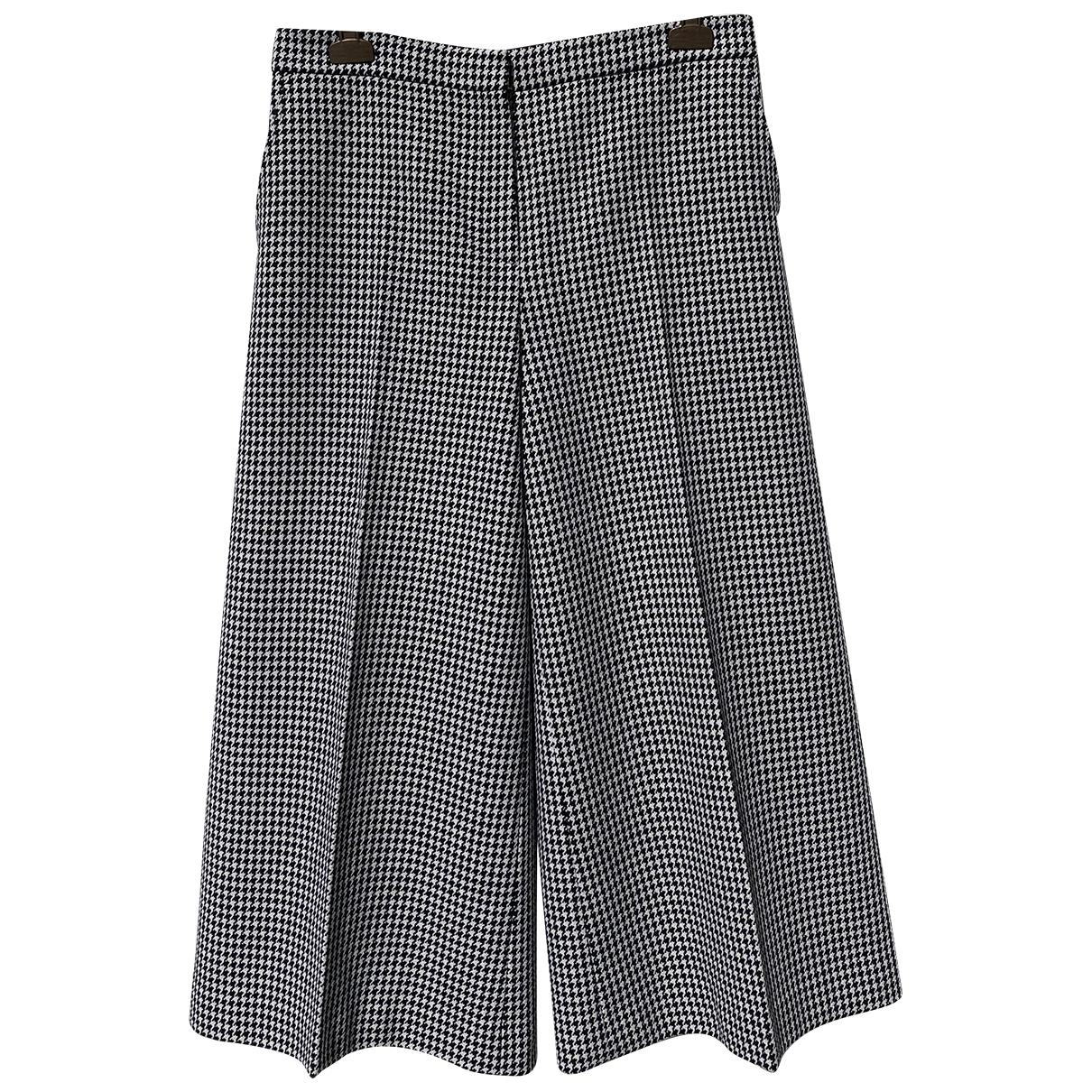 Dior - Short   pour femme en laine - multicolore
