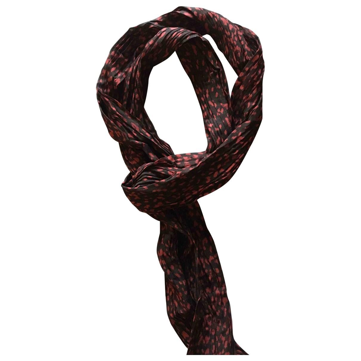 Saint Laurent - Foulard   pour femme en soie - multicolore