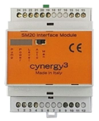Cynergy3 Level controller, 3 input, 2 output, DIN