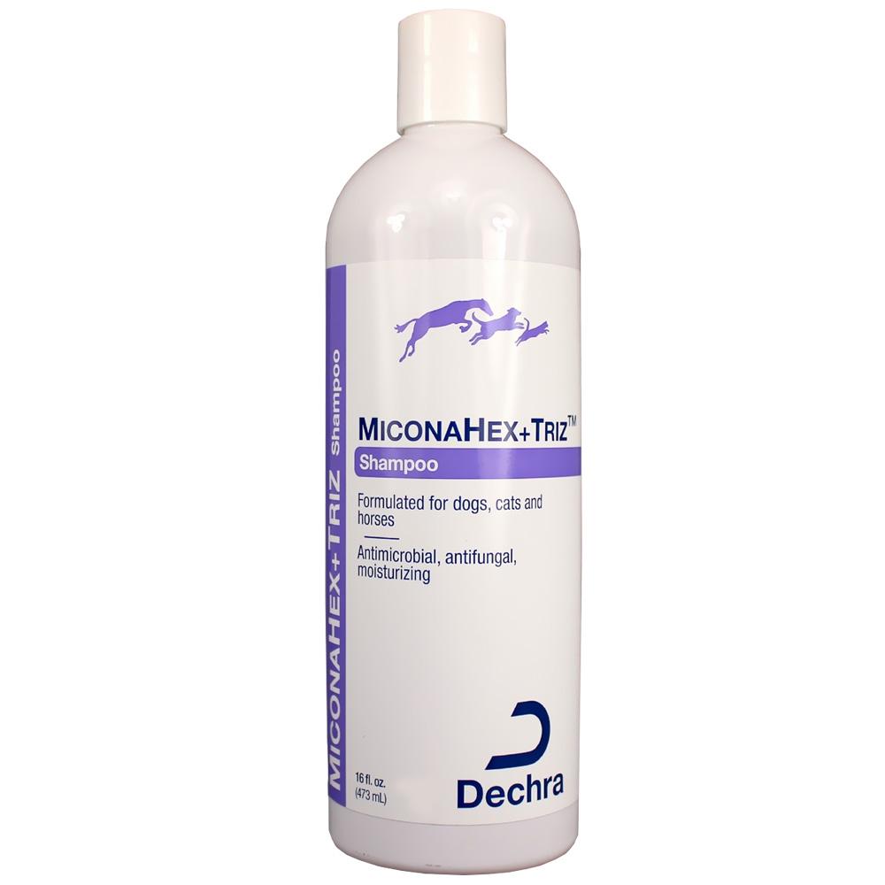 Dechra Miconahex Triz Shampoo (16 oz)