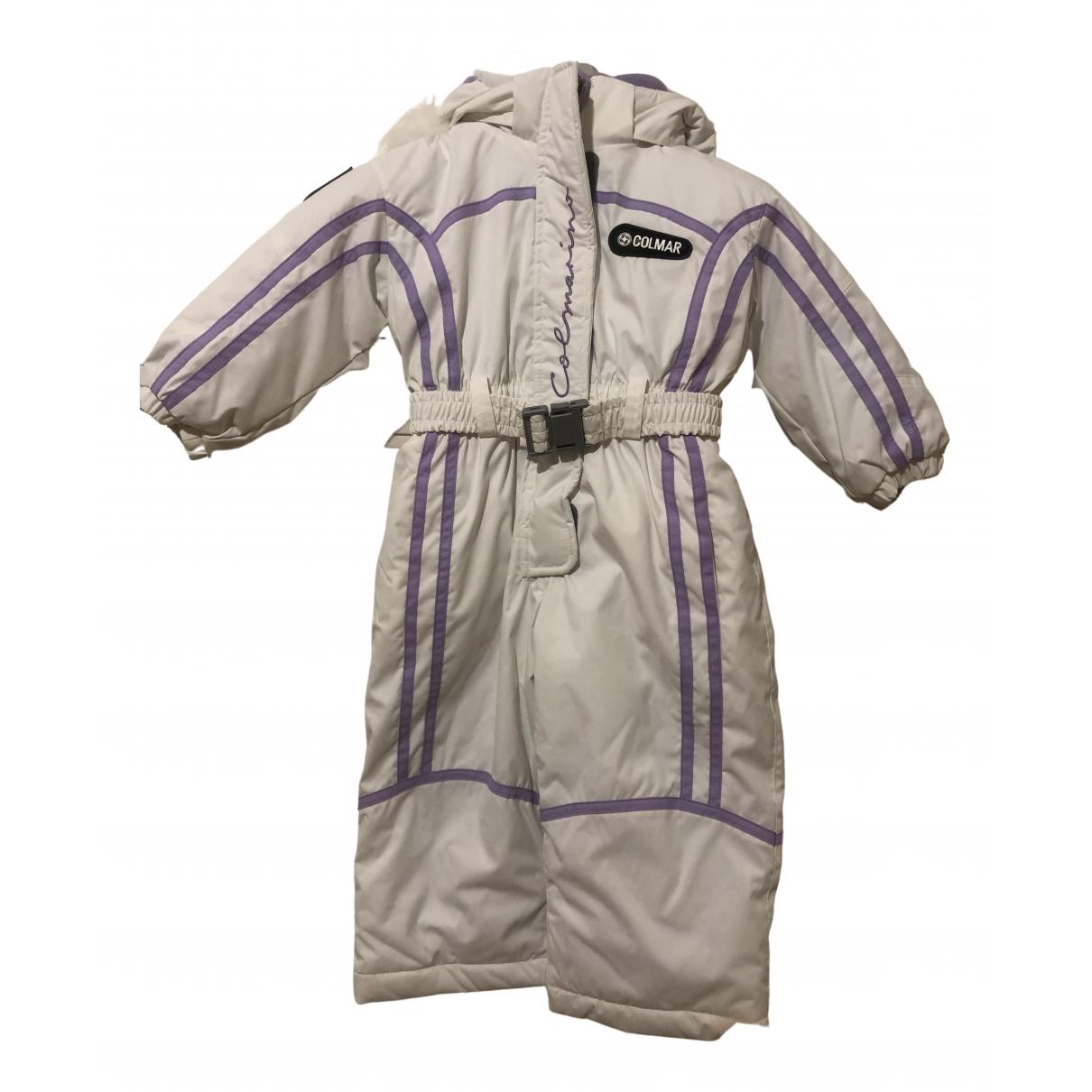 Colmar - Blousons.Manteaux   pour enfant - blanc