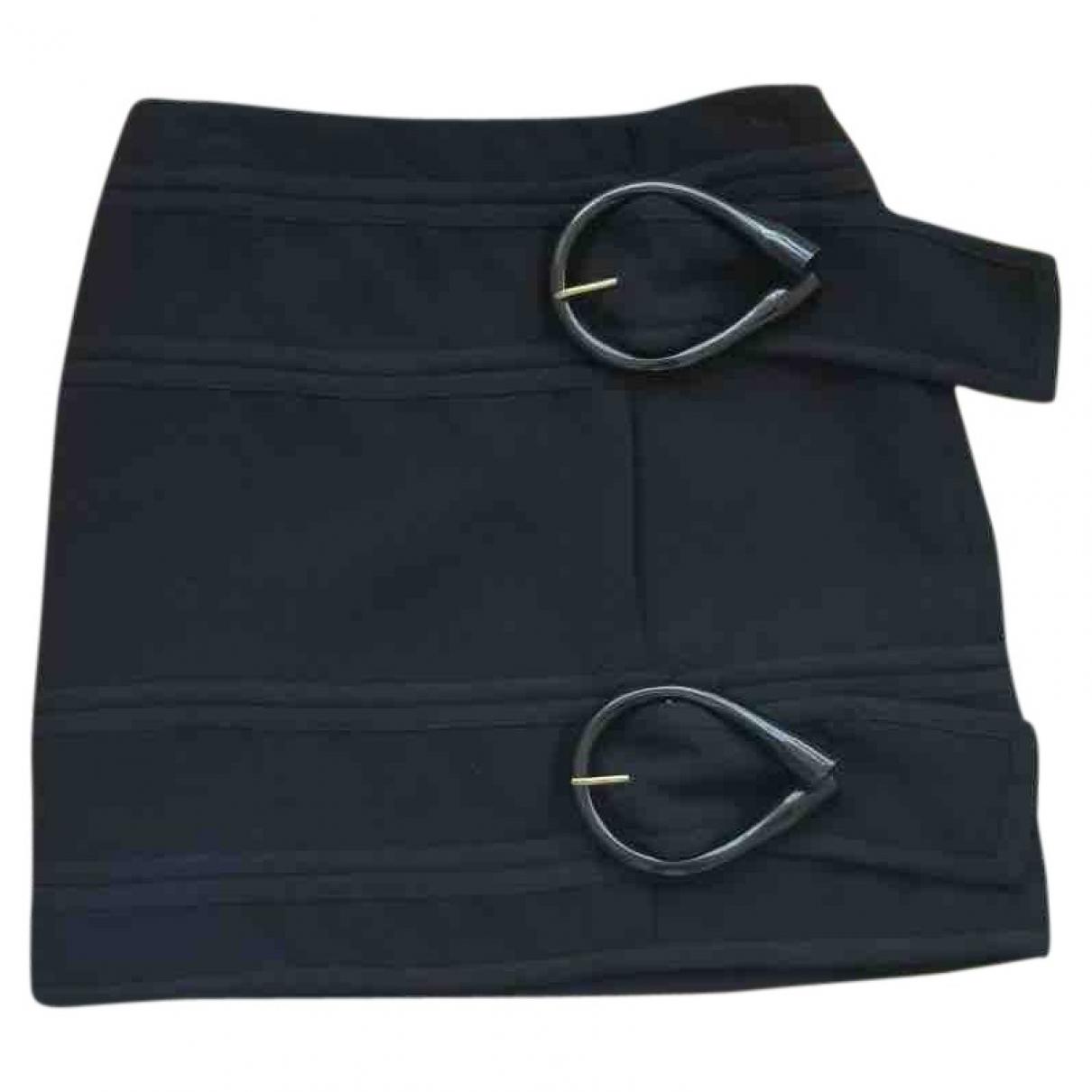 Mini falda de Lana J.w. Anderson