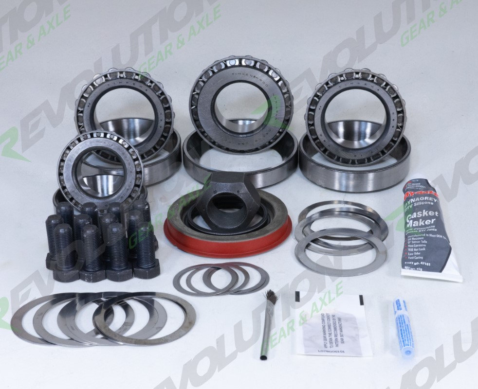 Revolution Gear and Axle 35-2079 D80 Ford 98 and Up Master Rebuild Kit