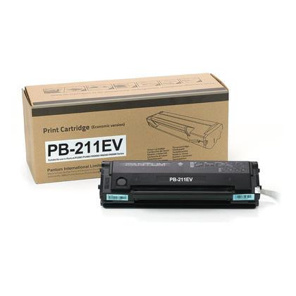 Pantum PB-211EV Black Toner Cartridge,High Yield Version of PB-210 (Economic Version)