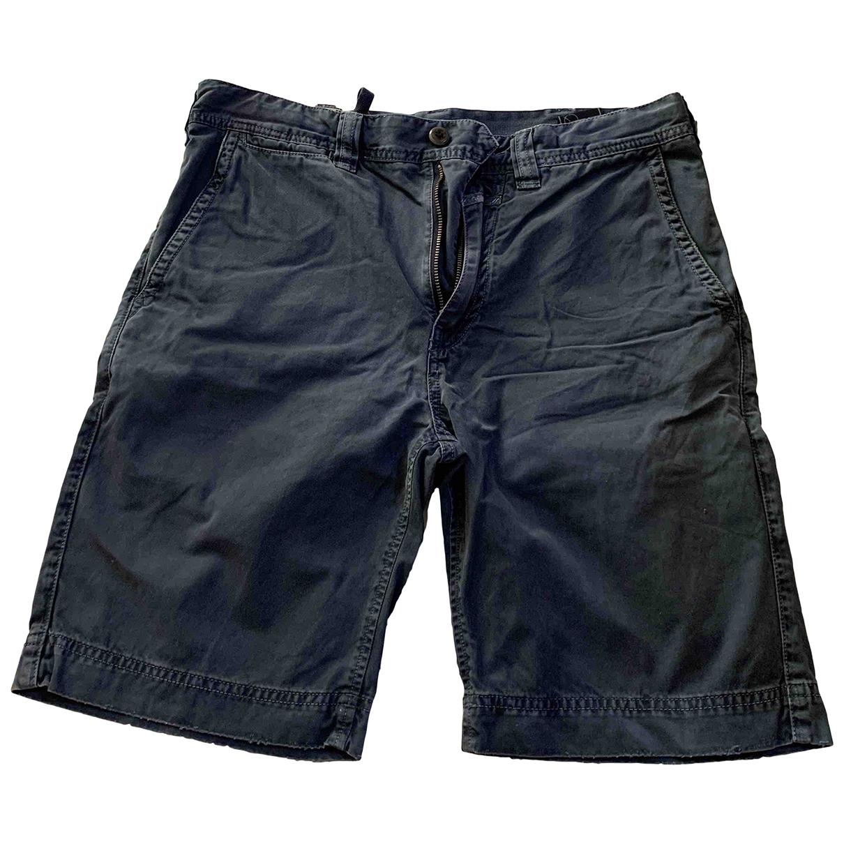 Closed \N Shorts in  Blau Baumwolle